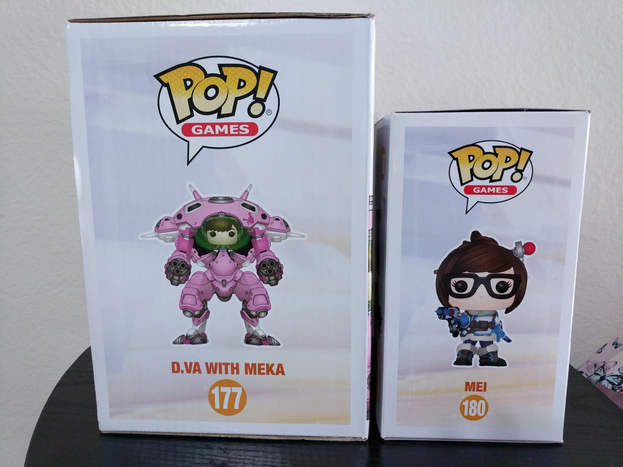 671fbe8f892 Compras de Thanksgiving | Funko Pop! D.VA y Mei – Overwatch ...