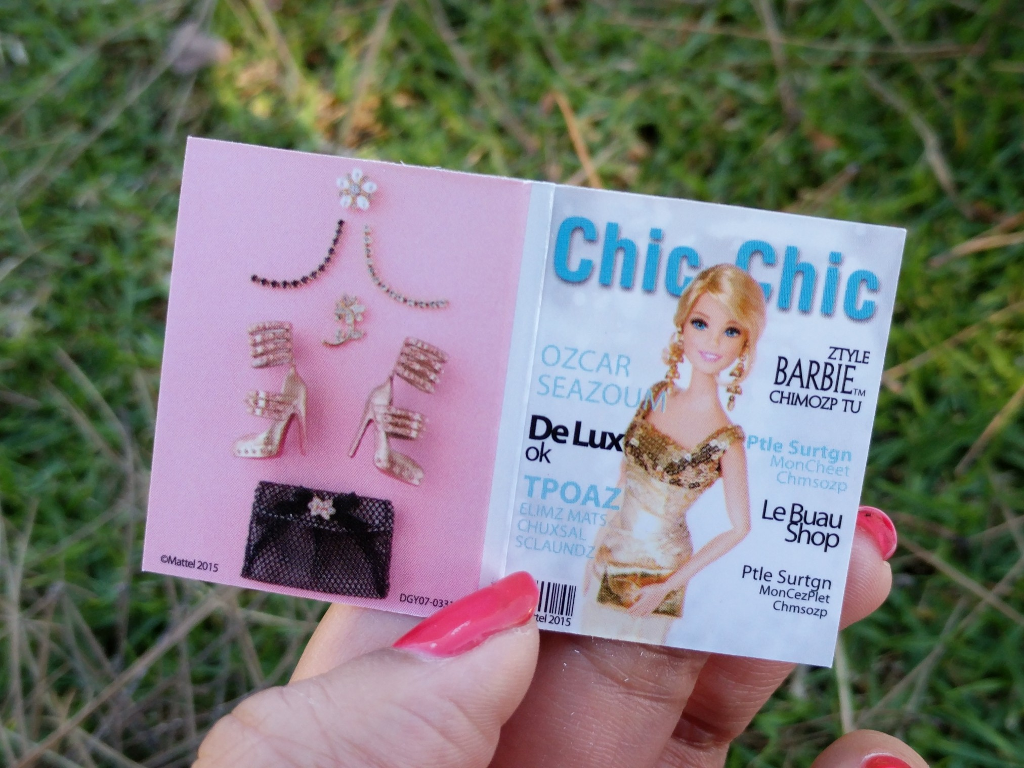 Reseña The Barbie Look – City Chic – Dollicius