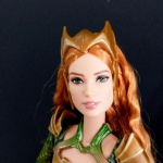 Mera, Reina de Atlantis – Barbie Mera Justice League